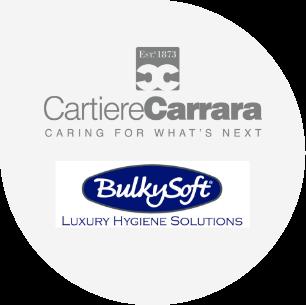 Cartiere Carrara // BulkySoft